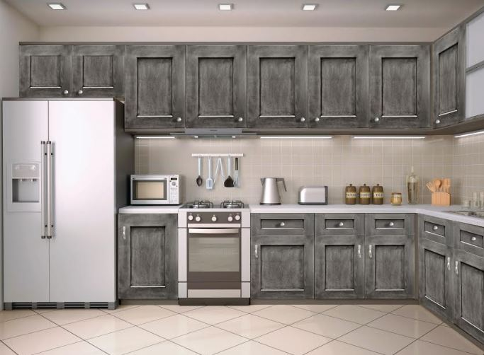give your cabinets A NEW LOOK