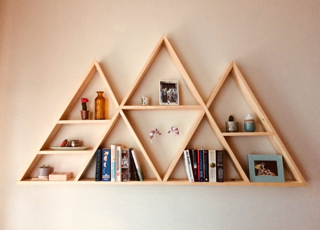 Making Shelves on The Wall